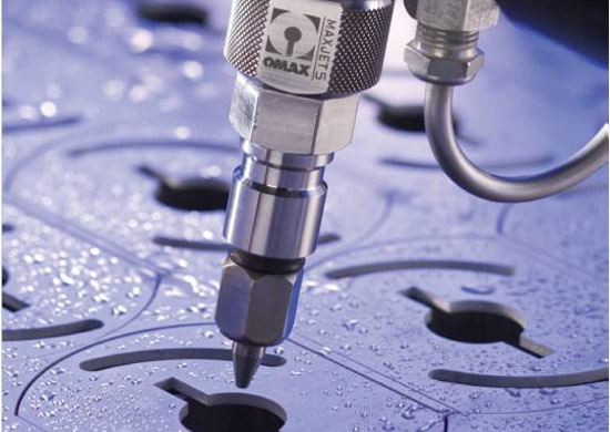 Custom water jet services